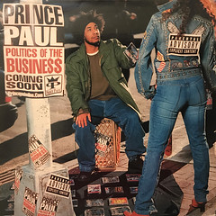 PRINCE PAUL:POLITICS OF THE BUSINESS(JACKET A)