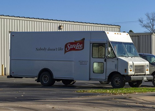 Sara Lee Route Truck 70581