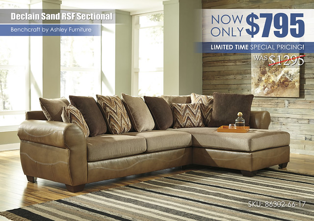 Declain Sand Sectional_SPECIAL_86302-66-17