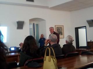 L'intervento dell'ex sindaco Coppi