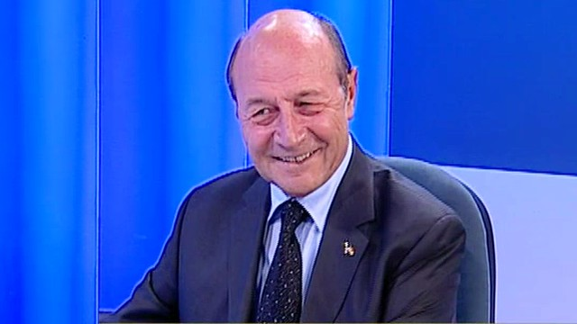 TRAIAN BASESCU 28 octombrie 2018