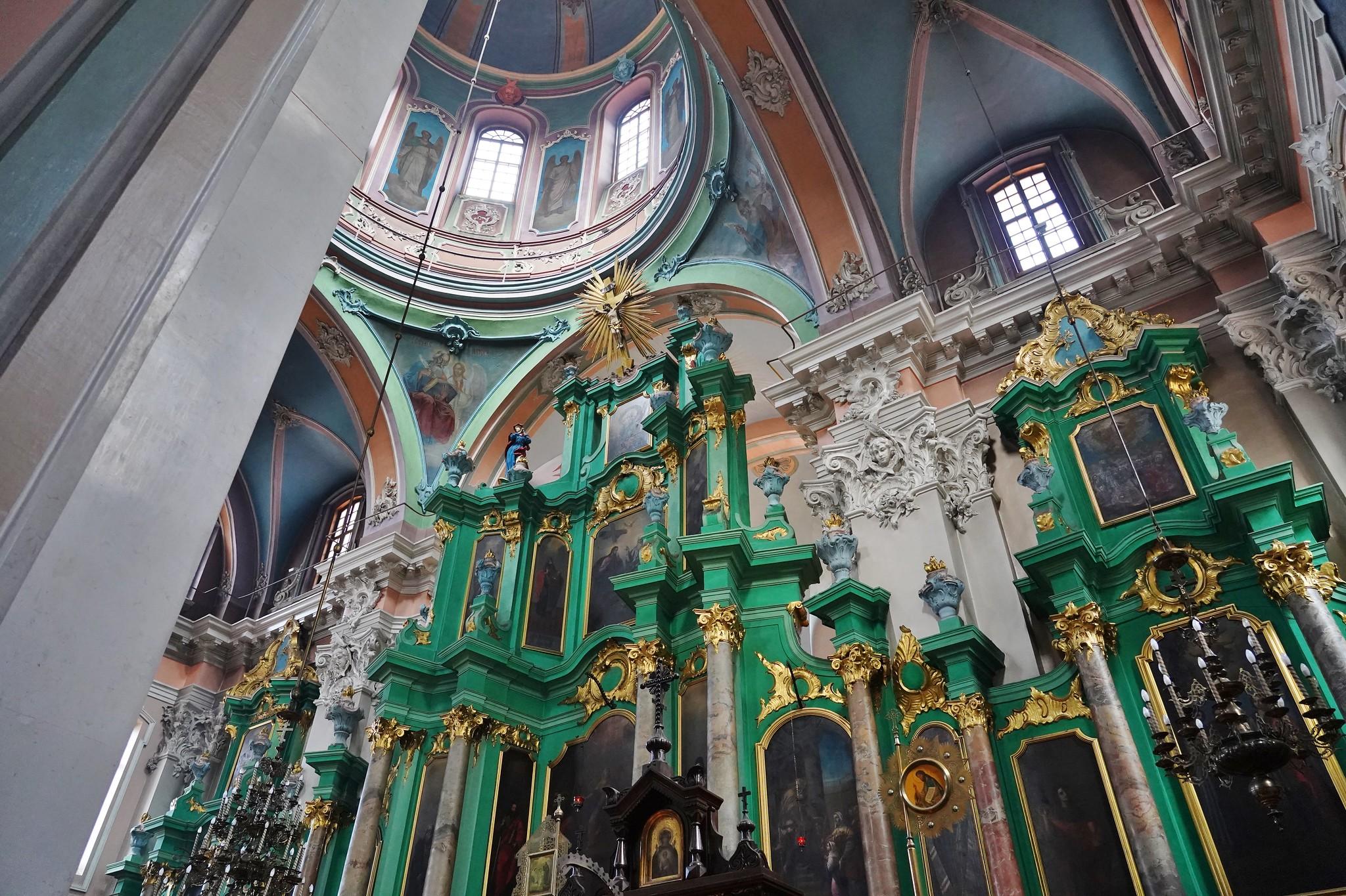 Vilnius: Orthodox Church of the Holy Spirit