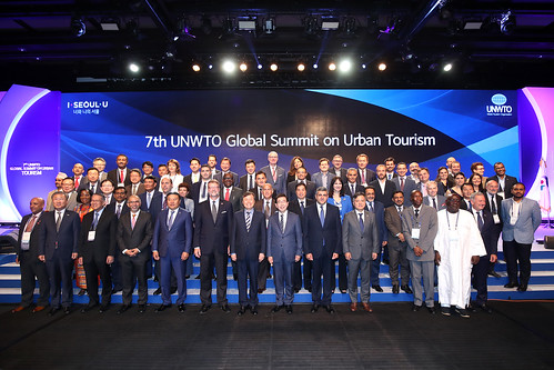 7th UNWTO Global Summit on Urban Tourism