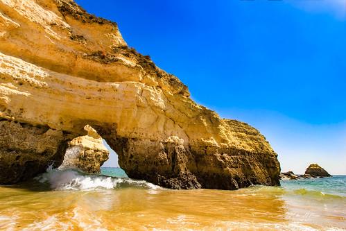 Praia da Rocha - Algarve, Portugal
