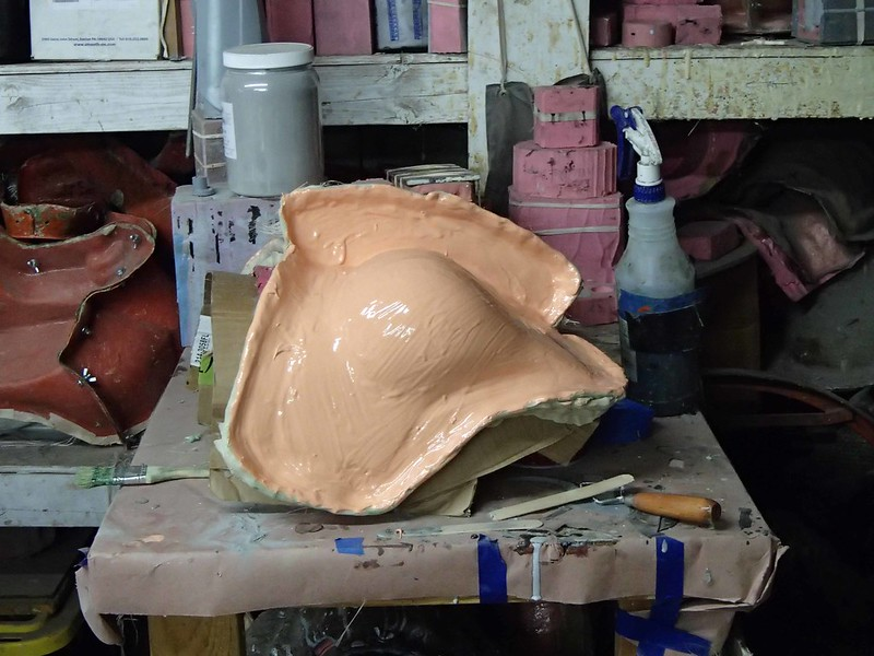 Cobra Baroness Boob Armor Mold Part 2 2