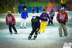 Sněžné brusle Sled Dogs - točte se a hrajte si