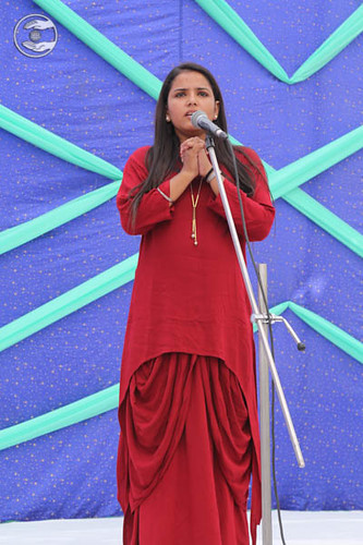 Varsha from Karnal, expresses her views