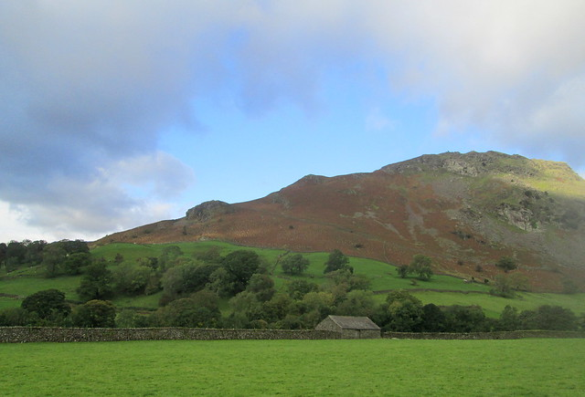 scenery outside Grasmere