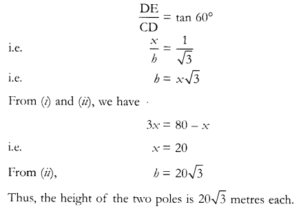 CBSE Sample Papers for Class 10 Maths Paper 12 Q 27.2