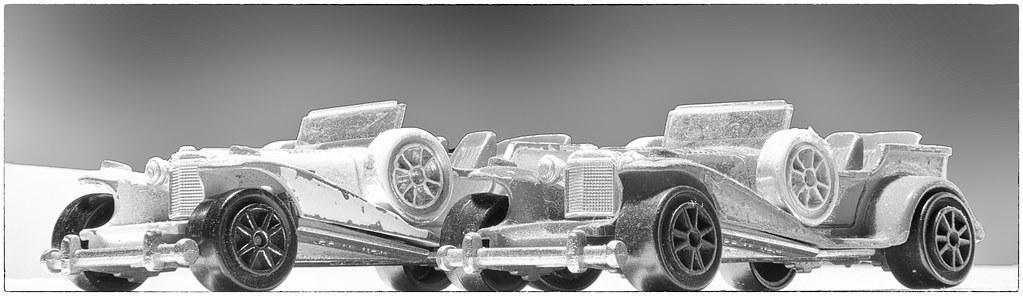 Fast Old Vintage Cars Bw Walter Johannesen Flickr