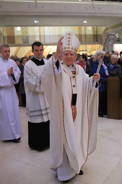 Zakonczenie obchodów 40-lecia pontyfikatu Jana Pawła II | Abp Marek Jędraszewski, 23.10.2018