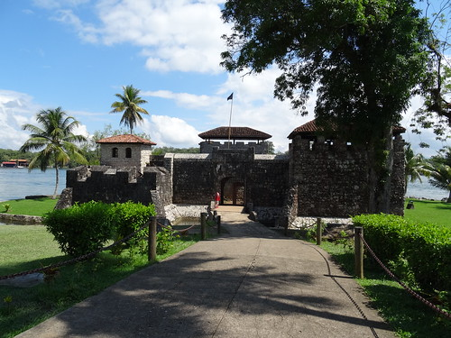 Castillo de San Felipe/ Rio Dulce