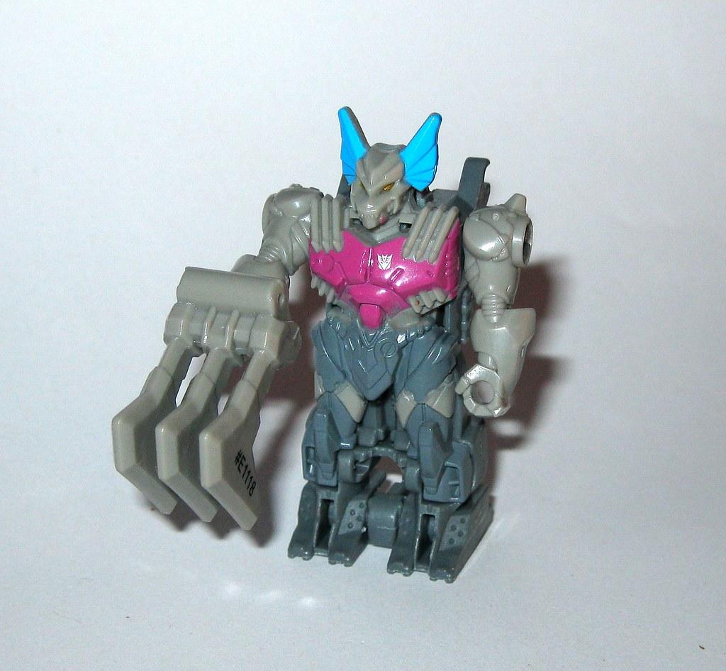Transformers Power of Primes MEGATRONUS Prime Masters with Bomb Burst Armor