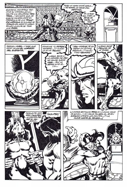 Conan de Roy Thomas y Barry Windsor Smith 02 -02- La Torre Del Elefante -04
