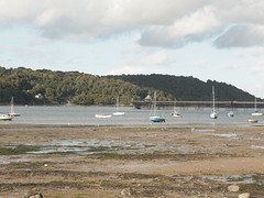 Boats On The Menai