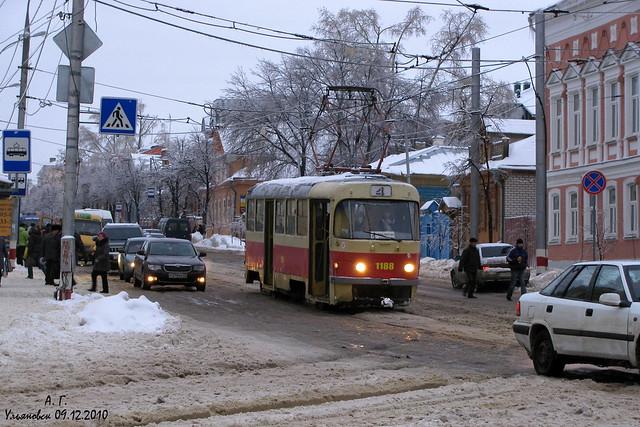 Трамвай Tatra T3SU, Canon POWERSHOT SX110 IS
