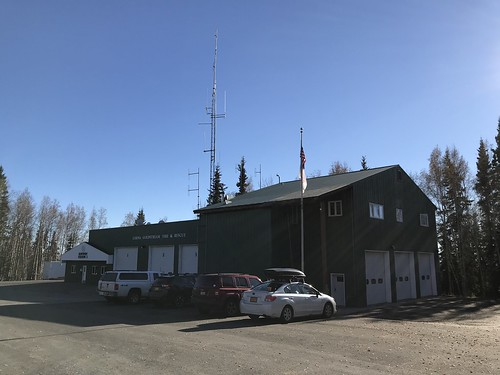 Chena-Goldstream Fire & Rescue Station 42