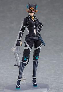 Cat Ninja! figma《Batman Ninja》Catwoman: Ninja Ver.
