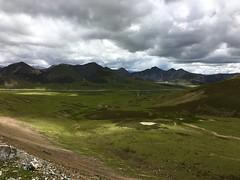 Highest Peak 5,500m - Tibet