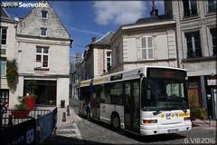 Heuliez Bus GX 117 - TUL (Transports Urbains Laonnois) / CTPL (Compagnie des Transports Urbains du Pays de Laon)(RATP Dev) n°56 - Photo of Laon