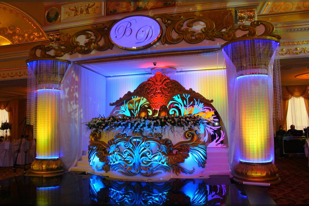 Банкетный зал Парадайз интерьер фото