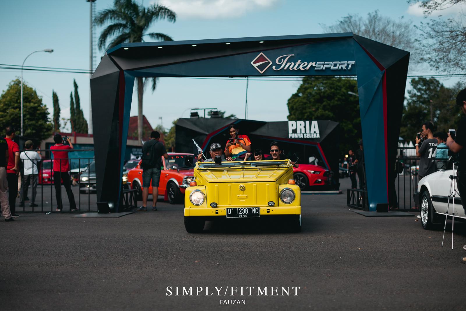 INTERSPORT AUTOSHOW PROPER CAR CONTEST PURWOKERTO 2018