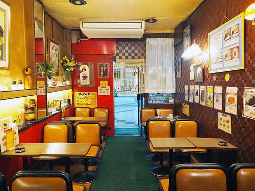 新世界・喫茶ブラザー店内2