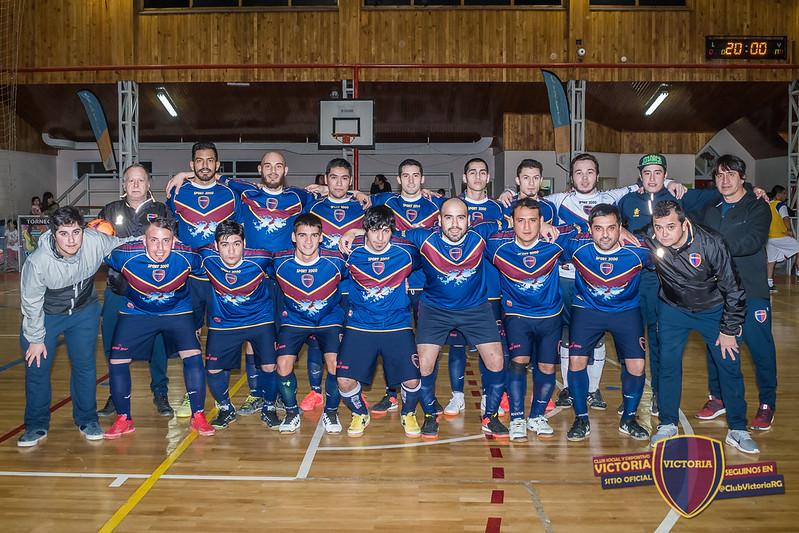 Torneo Clausura 2018 [Futsal] Victoria vs Los Troncos - 21/09/18