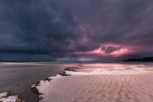 White and Stormy Coast
