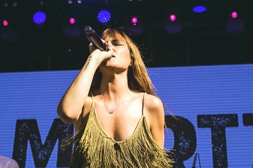 Marta Ren & The Groovelvets @ Festival Iminente 2018