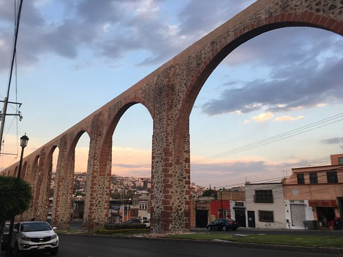 Emily Smith - Querétaro, where I was living. #StudyAbroadBecause it will expand your world