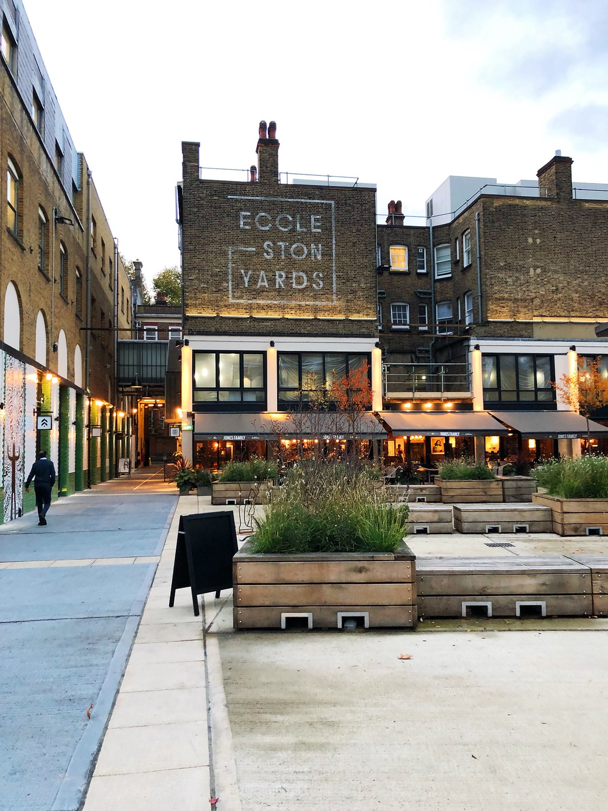 A Day Out in London for Adults: Belgravia (Eccleston Yards)   Not Dressed As Lamb, a blog for over 40 women