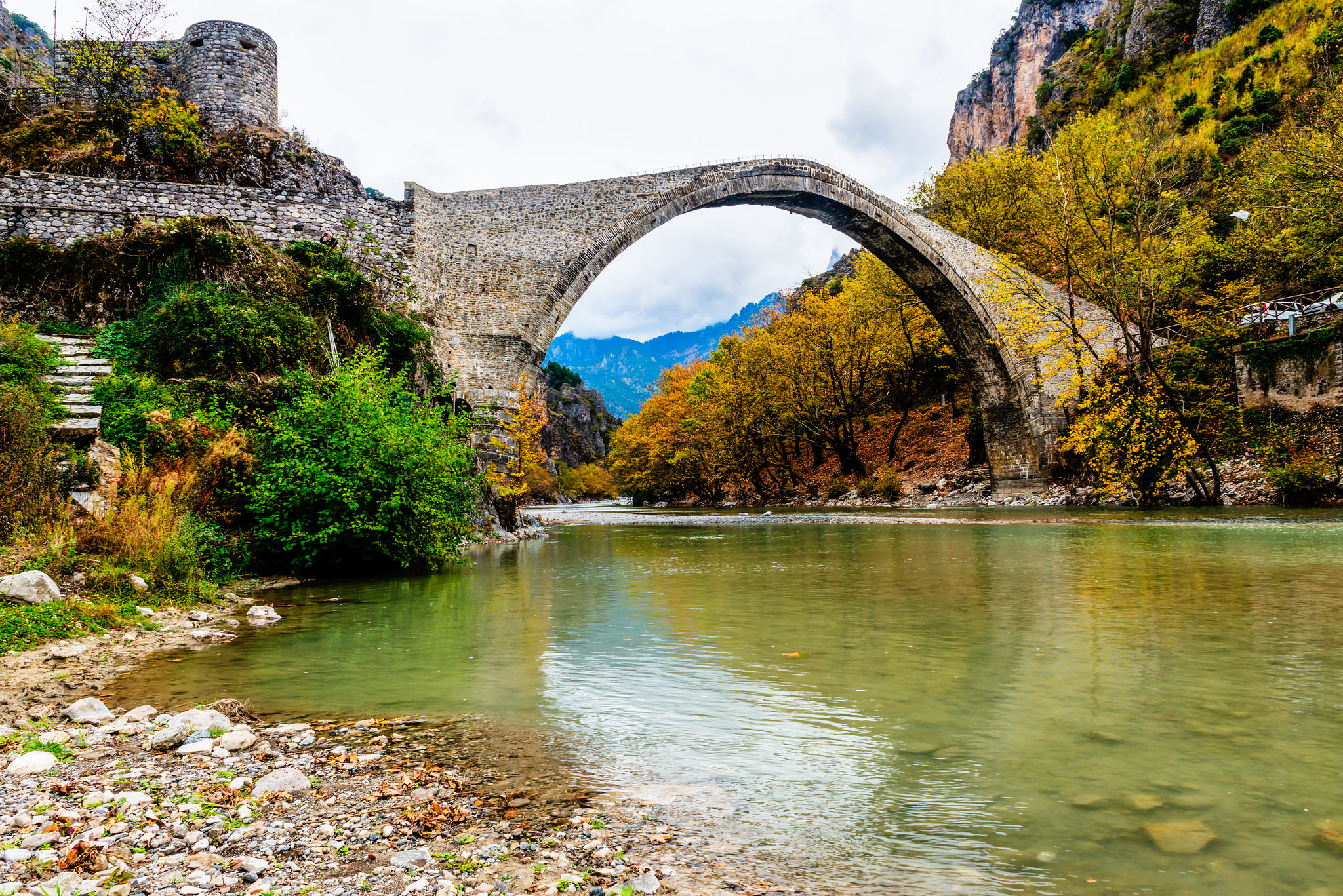 The Bridge at Konitsa