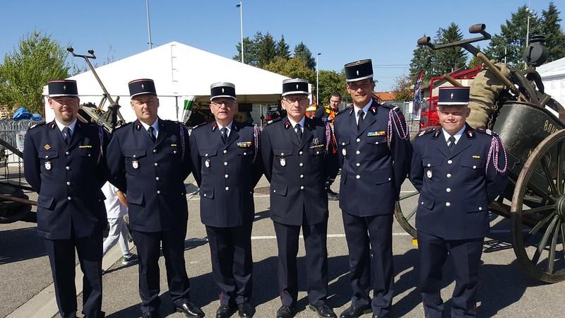 Congrès national des sapeurs-pompiers de France 2018