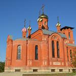 Освящение храма Пантелеимона Целителя ст-ца Нижнебаканская