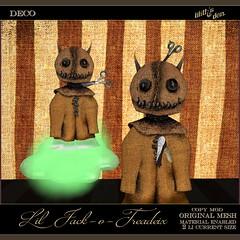 Lilith's Den -  Lil Jack-o-Treadeix