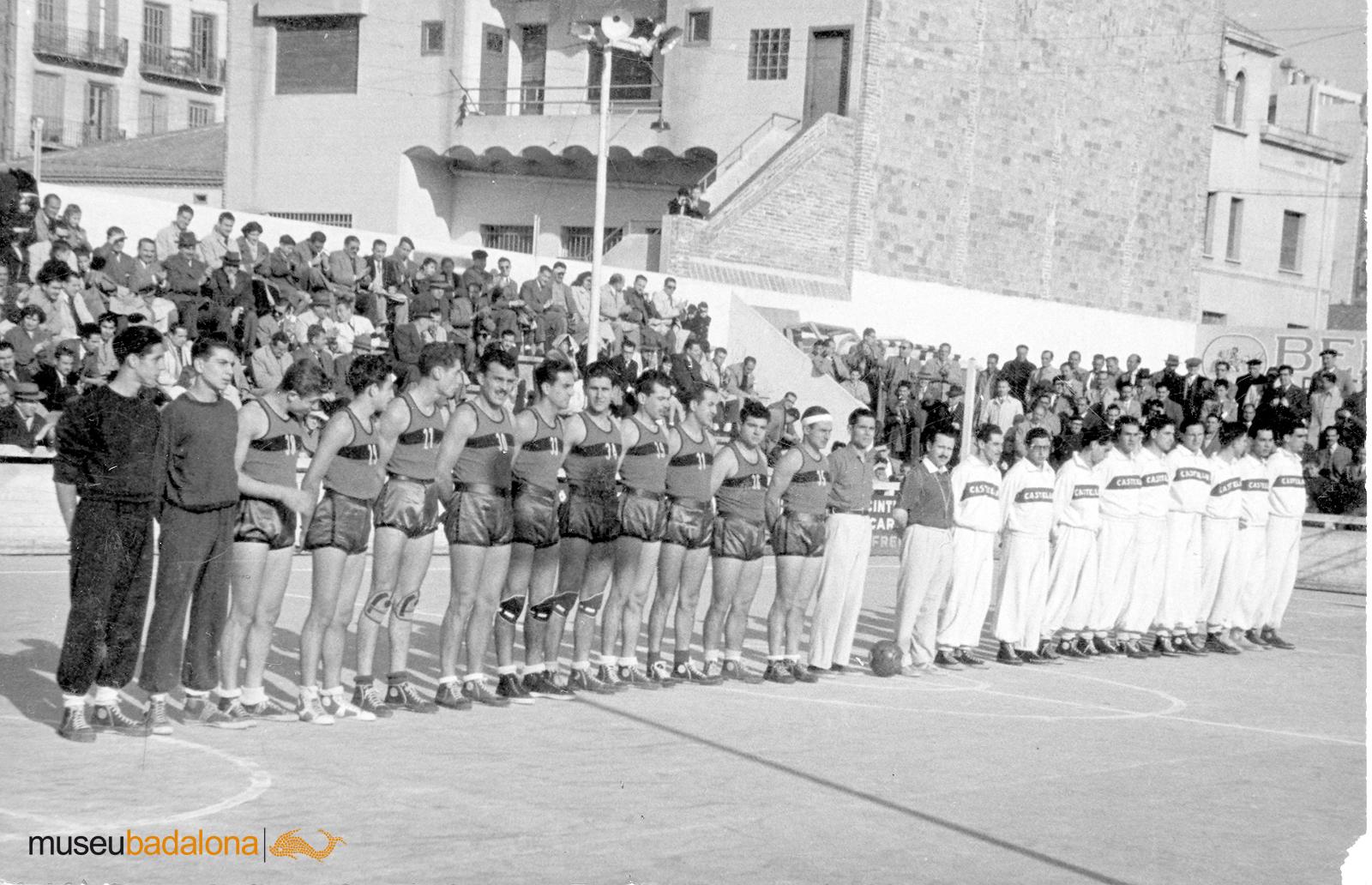 Els primers equips del CJB