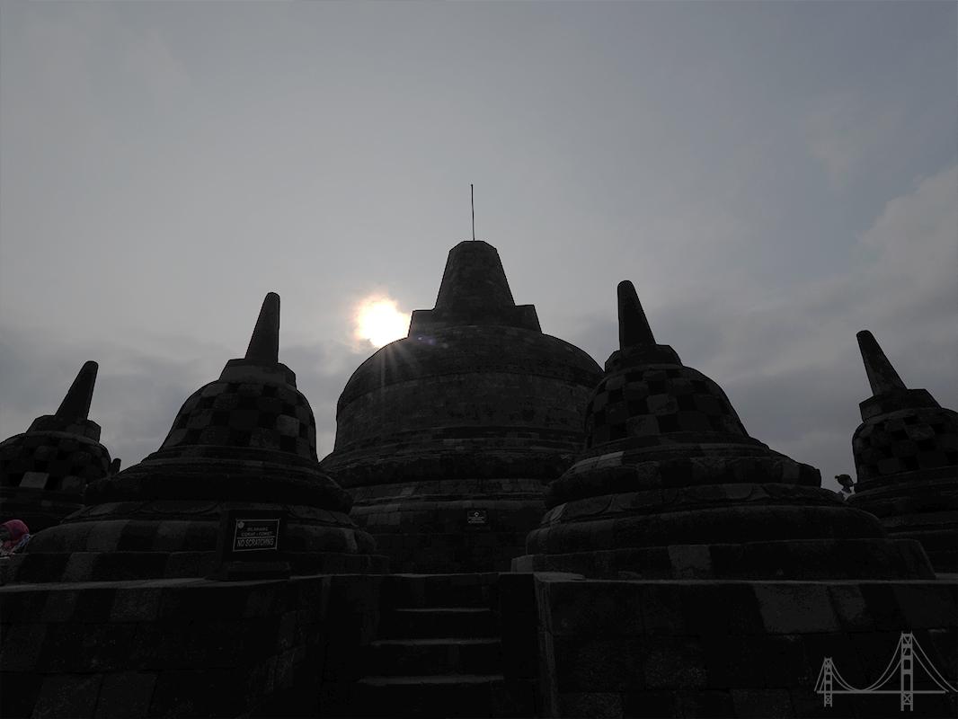 Borobudur婆羅浮屠14