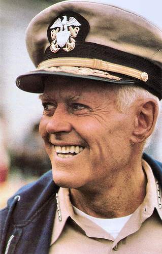 Henry Fonda in Battle of Midway  (1976)