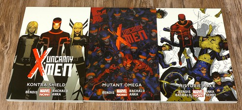 Uncanny X-Men 4-6