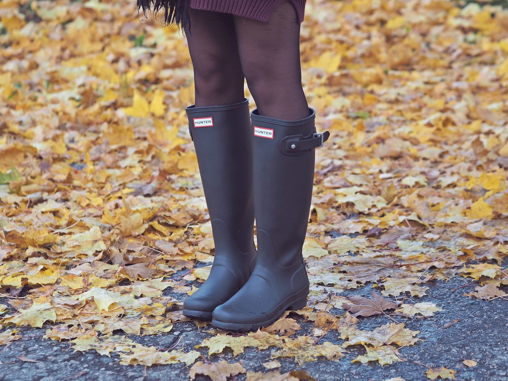 hunter kumisaappaat hunter boots