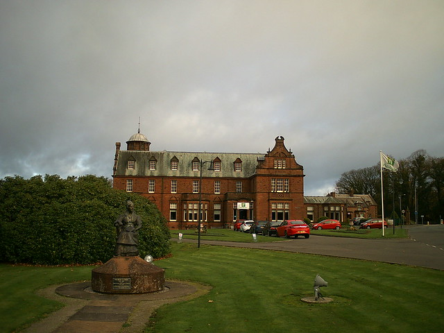 Johnstone House