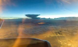 Landing in Mexico City III