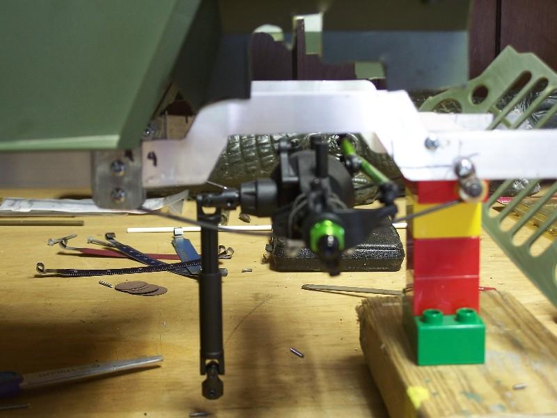 2 - Building an RC sixth scale Jeep 45551779151_120c13270b_b