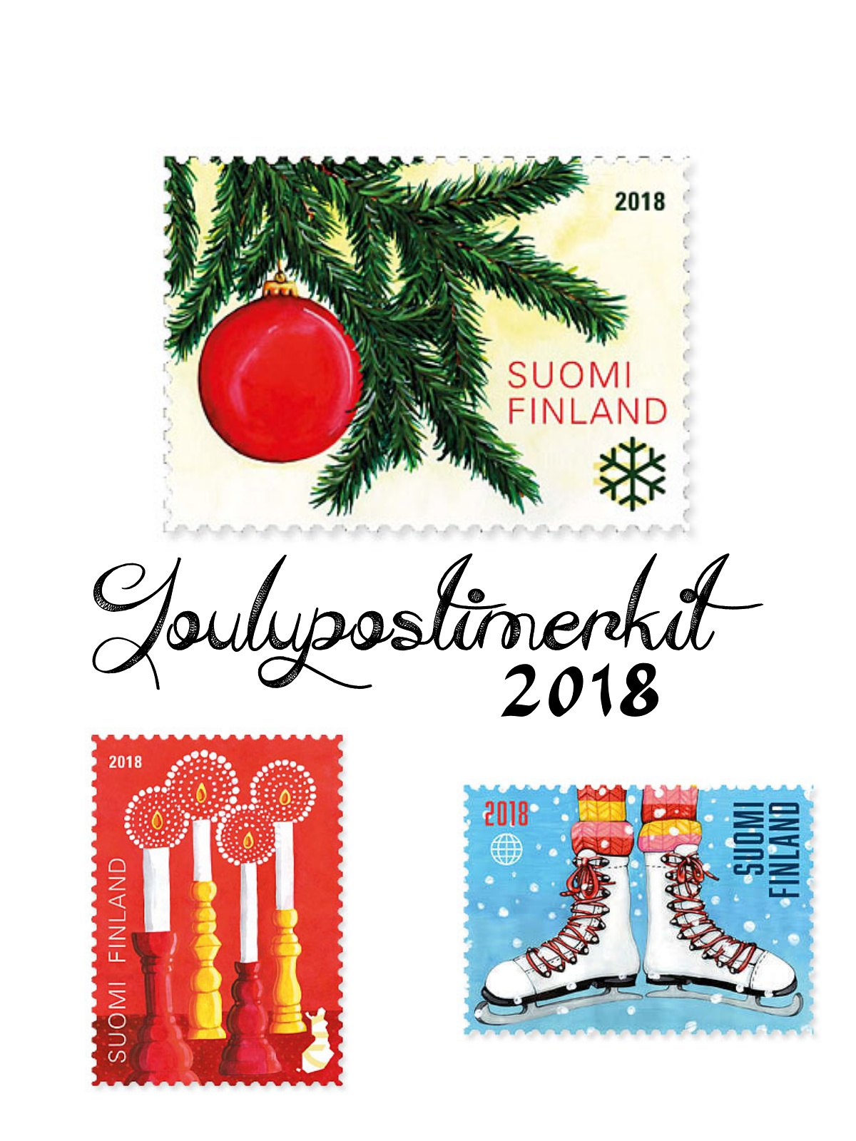 joulupostimerkit-2018