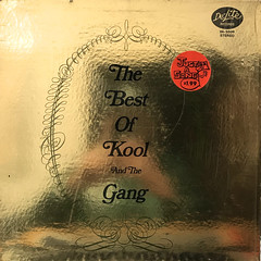 KOOL & THE GANG:THE BEST OF  KOOL AND THE GANG(JACKET A)