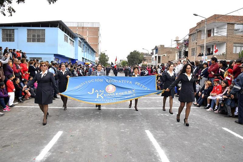 Desfile Cívico Escolar (2018)