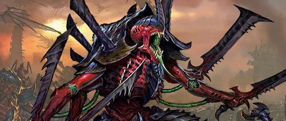 [Crazy Orc, 08.12.18] Tyranides vs Squats (4000pts) 46244191411_412b2a5174_o