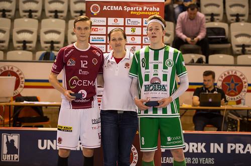 ACEMA Sparta Praha vs FbŠ Bohemians