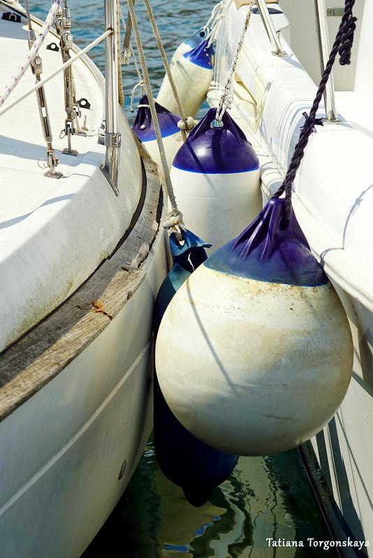 Лодки в Калимани